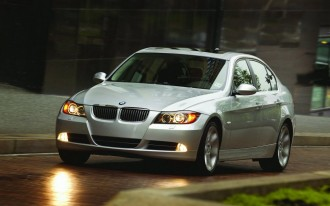 Best Family Luxury Sedans: BMW 3-Series