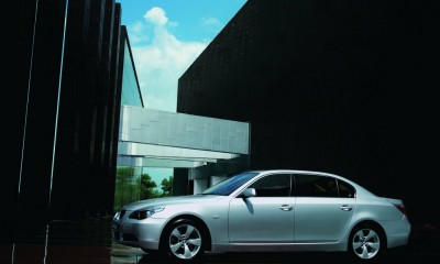 2009 BMW 5-Series Photos