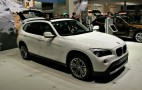 2011 BMW X1 Makes Public Debut