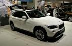 2011 BMW X1 Makes Public Debut