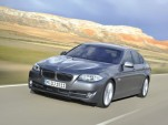2011 BMW 5-Series: Preview and First Photos