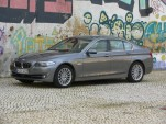 BMW ActiveHybrid 5, Its Third, To Launch at Geneva Motor Show