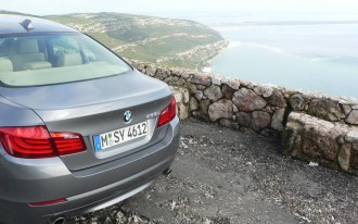 First Drive: 2011 BMW 5-Series