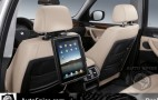 BMW Shows First Glimpse Of iPad Cradle In Advance Of Paris Auto Show