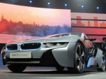 BMW i3 And i8 Concepts: Live Photos From Frankfurt Debut