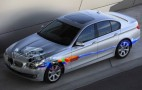 BMW Showcases Thermoelectric Technology In 5-Series