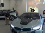Sneak Peek: BMW i3 And i8 U.S. Debut Before LA Auto Show