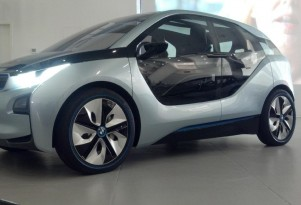 BMW i3 Electric Car Spotted Winter Testing In Northern Europe