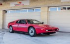 A BMW M1 Is Breathtaking, Even Standing Still