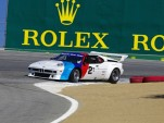 1981 BMW M1 IMSA Group 4 to race at the Rolex Monterey Motorsport Reunion 2015