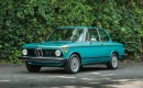 1974 BMW 2002 Tii, photo MotorCar Studios, 2015 Auctions America