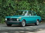 1974 BMW 2002 Tii, photo MotorCar Studios, 2015 Auctions America