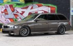 This might be the best BMW wagon ever, and it's for sale