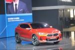 BMW X2 concept debuts at 2016 Paris auto show