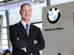 Bernhard Kuhnt, CEO, BMW North America