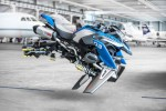 BMW and Lego team up to build crazy concept R 1200 GS hover bike
