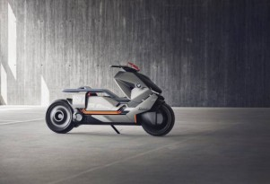 BMW Motorrad Link Concept