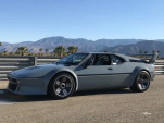 World's only street-legal BMW M1 Procar