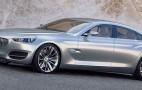 BMW cancels plans for production version of Concept CS