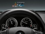 BMW's Full Color Head-Up Display
