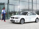 BMW's London 2012 Olympic Games fleet