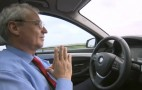 On The Road With BMW's Self-Driving Car: Video