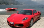 Boat with Ferrari F430 power breaks two world records