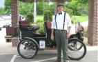 Vintage 1906 Oldsmobile Built Using Google Books Downloads