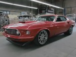 Bodie Stroud's 1969 Mustang