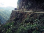 Bolivia Road of Death North Yungas Road