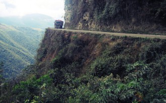 The List: The Most Dangerous Roads in the World