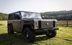 Bollinger B1 electric utility truck: 6,000 signups in two weeks