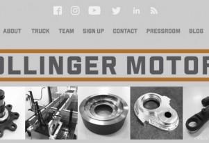 Bollinger Motors promises all-electric off-road 'sport utility truck'