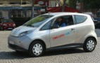Parisian Bollore Electric Car Is Cheap; Requires Battery Rental