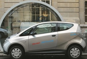 Bollore Bluecar: Sharing Paris's Most Popular Electric Car