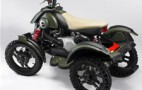 Bombardiers EXIT quad bike concept
