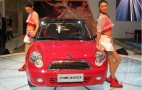 Shanghai Auto Show Trades Scantily Clad 'Booth Babes' For Modesty & Modern Dance