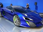 Boreas supercar concept, 2017 24 Hours of Le Mans