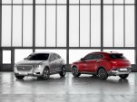 Borgward BX5 and Projekt BX6 TS