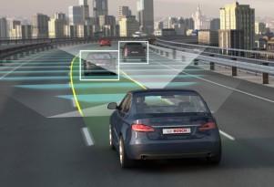 Bosch autonomous car technology
