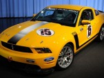 Boss 302R Mustang