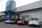 Canadian Electric-Car Dealership Awards Honor Sales Success