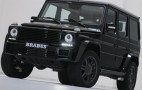 Brabus bringing 700hp Mercedes Benz G-Class to Geneva Motor Show