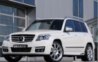 Brabus modifies the Mercedes-Benz GLK