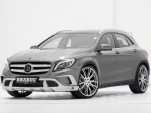 BRABUS program for the Mercedes-Benz GLA-Class