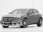 BRABUS program for the Mercedes-Benz GLA-Class