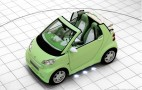 Green with envy: Brabus mods the Smart ForTwo EV