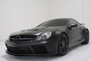 Brabus T65 RS Mercedes-Benz SL65 AMG Black Series