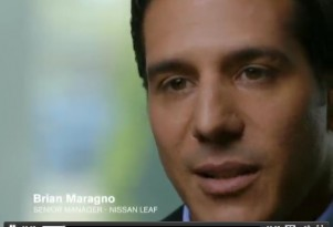 Nissan Leaf Ad Crosses A Line: 'Not Why Electric; Why Gas?'