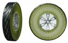 Bridgestone Airless Tire: Puncture-Proof Tech On The Way